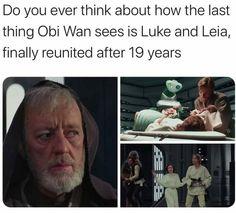Star Wars Film, Obi Wan, Princess Leia, Real Life, Superhero, Feelings, Stars, Fictional Characters, Sterne