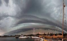 """Allerta Meteo, sta arrivando l'URAGANO GONZALO """"sarà un disastro"""" #uragano #allertameteoitalia"""