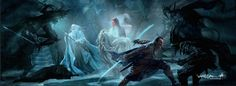 The Incredible Artistry That Went Into The Hobbit's Endless Battles