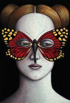 artist Deborah Klein - born in 1951, in Melbourne, Australia but lived and worked in London during the 1970s.