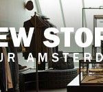 We've got a exiting new hotspot at  the PC Hooftstraat in Amsterdam for our photographers. We will exhibit our hottest photos on a regular basis inbetween high fashion and Japanese streetwear from the likes of Alexander McQueen, Missoni, Raf Simons, Balenciaga, Thom Brown, Common Projects, Mark McNairy, Adam Kimmel, Mosley Tribes, Human Made, Neighborhood, Momotaro, Jil Sander, Bedwin & The Heartbreakers and  Mr Bathing Ape. Video: Opening Four Amsterdam by Azzurro