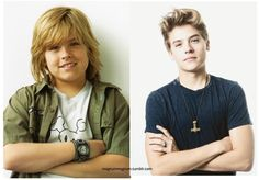 Dylan Sprouse,  4 years later..I'll take that to go please(;