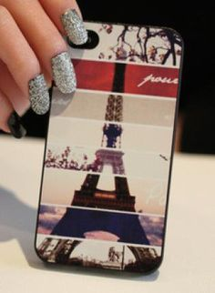 *Eiffel tower phone case