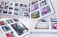 Get your Instagram prints off your phone and  in an InstaAlbum! #designaglow