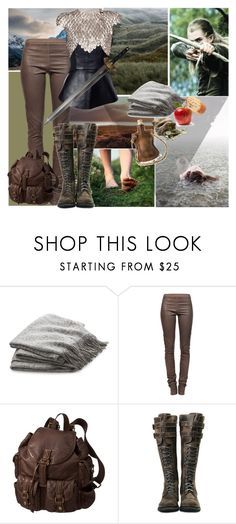 """""""Lord Of The Rings."""" by alana221 ❤ liked on Polyvore featuring Trilogy, Crate and Barrel, Rick Owens, Mossimo, Nicholas and Match"""