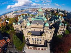 West Coast Canada, University Of Victoria, Natural Scenery, British Columbia, Buildings, Backyard, Mansions, Live, House Styles