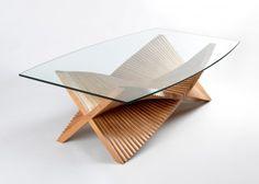 Beating Wings Coffee Table View II