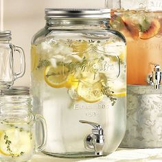 Mason Jar Dispenser