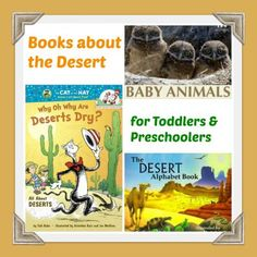 books about the desert