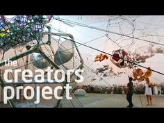 [VIDEO] Exploring Cloud Cities and Solar Balloon Travel with Tomás Saraceno | The Creators Project
