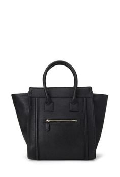 Zippered Faux Leather Satchel, Where would you tote this? http://keep.com/zippered-faux-leather-satchel-by-kateintn/k/1veuUmgBAQ/