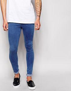 Asos jeans skinny uomo