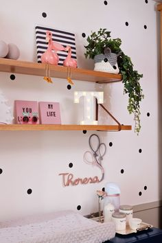Baby Room Decoration - 12 Best Home Styling Ideas Gallery Baby Bedroom, Baby Room Decor, Room Decor Bedroom, Home Office Decor, Diy Home Decor, Diy Rangement, Palette Diy, Aesthetic Room Decor, Baby Room Design