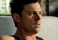 "Karl Urban as John Kennex from Almost Human, Season 1, Episode 3 - ""Are You Receiving?"""