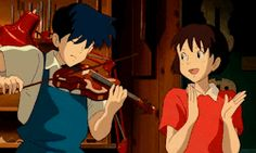 studio ghibli whisper of the heart whisper studioghibligif whisper1412