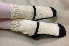 I had similar socks 30 years ago :)