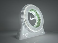 green design - Revolutionary Green Wheel hydroponic garden grows food faster with NASA technology Hydroponic Farming, Hydroponic Growing, Hydroponics System, Backyard Aquaponics, Aquaponics Fish, Indoor Farming, Permaculture, Concours Design, Nasa