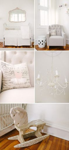 Hadley's Elegant and Serene Nursery