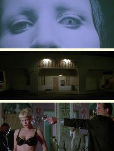 Lost Highway, 1997, David Lynch