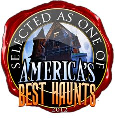 Wisconsin Fear Grounds Waukesha County Expo Center 1000 Northview Rd Waukesha, WI 53188 (262)-844-5611 October 4-27 2013 Tickets 1 house $13 all 3 $30