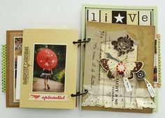 Love mini albums!!