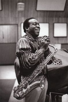 King Curtis at an Aretha Franklin recording Session in either New York or Los Angeles. He was killed by being stabbed whilst trying to stop a fight between two Puerto Rican men.