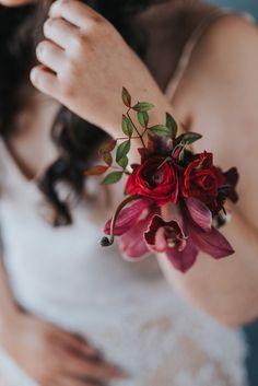 Moody Eco Chic Wedding Inspiration by Debbie Lourens & Happinest Weddings