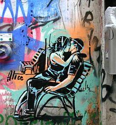 Alice Pasquini street art Tag Street Art, Street Mural, Urban Street Art, Best Street Art, Graffiti Wall Art, Street Art Graffiti, Mural Art, Wall Murals, Urbane Kunst