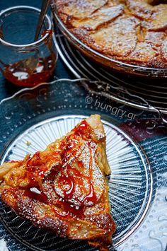 Apple & Pear Tart with Stevia, Apple & Pear Tart with Stevia Recipes, Apple Tart with Stevia Stevia Recipes, Pear Recipes, Pear Jam, Apple Pear, Low Calories, Diabetic Desserts, Quail, Diabetes, Tart