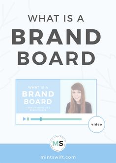 Read about what is a brand board, the anatomy of a brand board, why do you need one & how you can use these elements on your website and social media Brand Identity Design, Branding Design, Logo Design, Graphic Design, Online Marketing, Social Media Marketing, Business Checks, Brand Style Guide, Brand Board