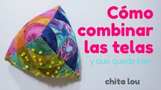 How to combine the fabrics (and it looks good) - Chita Lou - Creative Sewing - combine fabrics - Creative, Christmas Bulbs, Projects To Try, Patches, Textiles, Quilts, Holiday Decor, Blog, Ideas