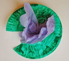 Water Lily Craft
