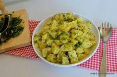 Cartofi natur cu unt si patrunjel (10)