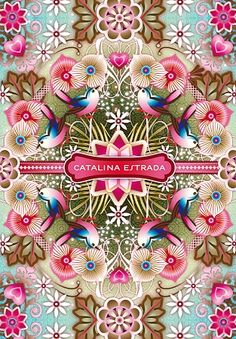 Catalina Estrada - I LOVE this woman's work - so uplifting, beautiful and happy!
