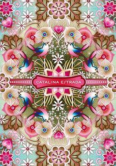 Catalina Estrada - I LOVE this woman's work - so uplifting, beautiful and happy!
