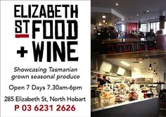 Elizabeth Street Food + Wine