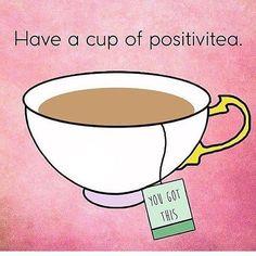 Teh Positif untuk Orang Positif