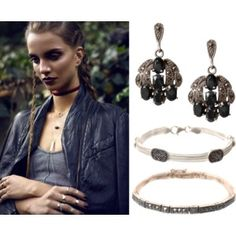 Fashion Under $100 featuring curated jewelry and accessories by JJ Caprices.  Shop at http://jjcaprices.com.