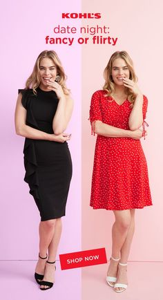 c784d92dc22 Find date night outfits at Kohl s. Whether you re feeling fancy or flirty