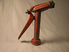 X Vintage Hose Master Nozzle Patent Number 148892 Gilmour MFG. CO. 3 • $12.99 Garden Hose, Lawn And Garden, Garden Tools, Sprinklers, Make It Rain, Old Antiques, Masters, Patio, Number