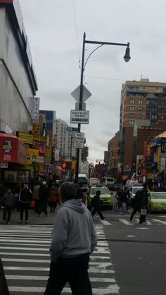 Chinatown in queens