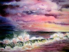 Paintings by Vivian Hershfield