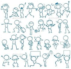 Doodle art 289989663503921341 - Doodles of people doing different things Source by Doodle Sketch, Doodle Drawings, Cartoon Drawings, Easy Drawings, Hipster Drawings, Doodle Cartoon, Pencil Drawings, Jellyfish Painting, Jellyfish Drawing