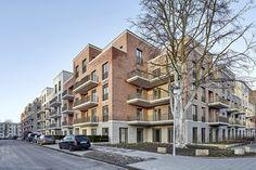 eleven houses, Hamburg, © BIWERMAU