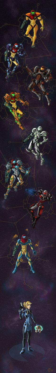 Metroid-Armored-Heart photo