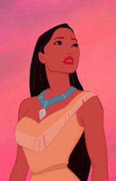 Pocahontas | via Tumblr on We Heart It http://weheartit.com/entry/86482733/via/abby_qeen