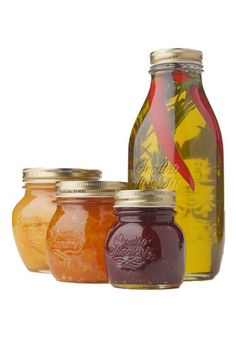Bormioli Canning Jars