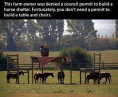 Permis de construire refusé