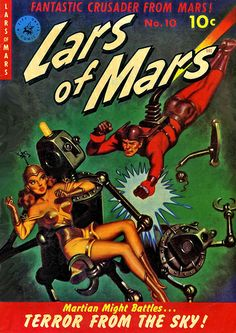 lars of mars. want this for the kitchen.