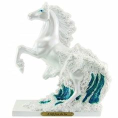 Trail of Painted Ponies A Gift from The Sea 4027274 Horse Figurine 1E 1253 | eBay